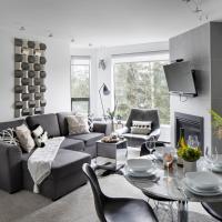 The Modern Whistler Apartment - Ski-in ski-out