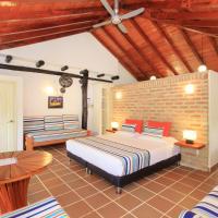 La Mar de Bien, hotel in Buritaca