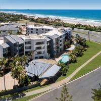 Mylos Holiday Apartments, hotel em Alexandra Headland