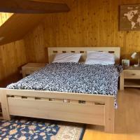 La mansarda sui tetti, warm attic, hotel in Drogenbos