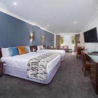 Hyde Park Inn, מלון בסידני