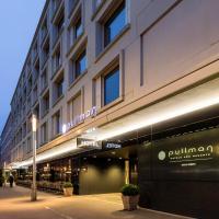 Pullman Basel Europe, hotel in Bazel