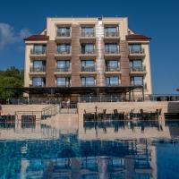 Veramar Beach - All inclusive, hotel in Kranevo