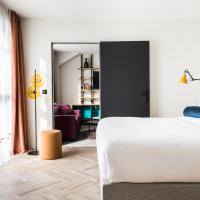 Le Grand Quartier, hotel in Paris