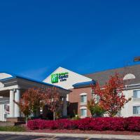Holiday Inn Express Hotel & Suites Waterford, hotel in Waterford