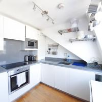 Superb Modern 1 BR Flat for 3 in Finsbury Park