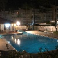 Front to Pool and BBQ - Condo 2B, 2B Beach Access