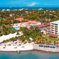 Coral Beach Hotel Dar Es Salaam, отель в городе Дар-эс-Салам