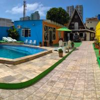 Pousada Alojaki Hostel, hotel in Praia Grande