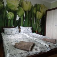 Tulips - guest room close to the Airport, free street parking