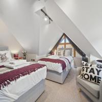 Super Funky Spire View Cottage - FREE Parking - Sleeps 5