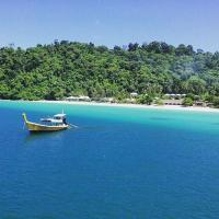 Thanya Beach Resort, hotel in Ko Ngai