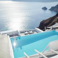 La Perla Villas and Suites, hôtel à Oia