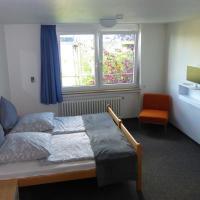 Doppelzimmer mit Albblick