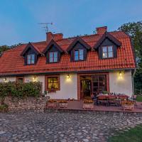 Osada Ulnowo - Luxurious all year round house – hotel w mieście Grunwald