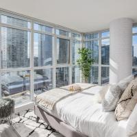 Simply Comfort. Elegant Downtown Apartments, hotel near Billy Bishop Toronto City Airport - YTZ, Toronto