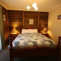 Halls Gap Log Cabins, hotel in Halls Gap