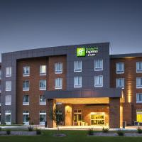 Holiday Inn Express and Suites Madison Central, hotel in Madison