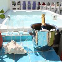 Cancun Guest House 4 Terrace Tub