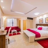 Marrakech Inn Appart-hotel & Pool, hotel in Gueliz, Marrakesh