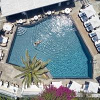 Belvedere Mykonos - Main Hotel: Mikonos'ta bir otel