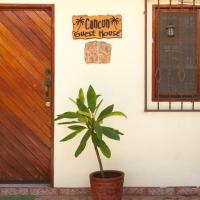 Cancun Guest House 3 near Ado bus terminal and 25 min from/to airport by shuttle