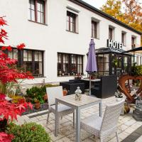 Art of Comfort Haus Ingeborg, hotel near Cologne Bonn Airport - CGN, Cologne