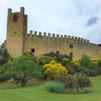 Locazione Turistica Castello di Magnano, hotel a Diolo