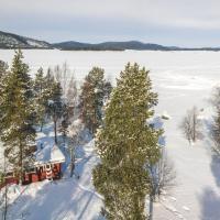 Ukonjärven Holiday Village, hotel in Ivalo