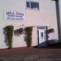 Mill Dam Guest House, hotel in South Shields