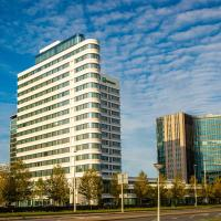 Holiday Inn Express Amsterdam Arena Towers, отель в Амстердаме