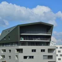 Le Tableau du Lac 504 - 2 bedrooms apartment with lake view terrace