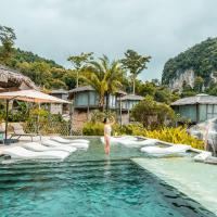 TreeHouse Villas - Adults Only, hotell sihtkohas Ko Yao Noi