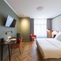 Hotel Perrin - former Carlton, отель в Люксембурге