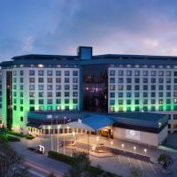 DoubleTree by Hilton Hotel Tyumen, отель в Тюмени