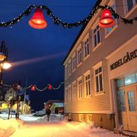 Nobelgården, hotel in Harstad