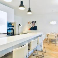 Fantastic 3-Bedroom-Apartment In Wien Mitte