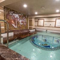 Hotel Daniela Wellness, отель в Китене