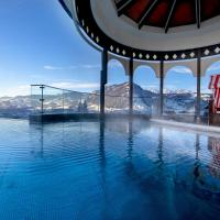Alpina Family, Spa & Sporthotel, hotel in Sankt Johann im Pongau