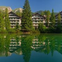 Hotel Lago di Braies, hotel en Braies