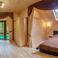Карпатські Джерела, готель у місті Яремче
