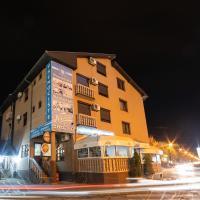 Vidikovac-Berane, hotel u gradu Berane