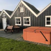 Þingvellir Golden Circle Cottage, hótel í Veiðilundi