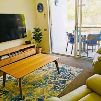 Quiet 2 bedroom - Private Unit 40 - Mantra Nelson Bay, hotel in Nelson Bay