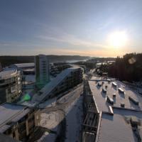 "Oslofjord Hotel, hotel near ""Sandefjord Airport, Torp"" - TRF, Melsomvik"