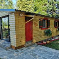 Chalet Vosges, Kota-Grill, sauna