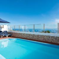 La casita del naranjo con piscina independiente