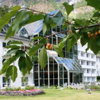 Fretheim Hotel, отель в городе Флом