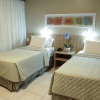 Plaza Inn Augustus, hôtel à Goiânia