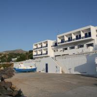 Guest House Polyvotis, ξενοδοχείο στο Μανδράκι